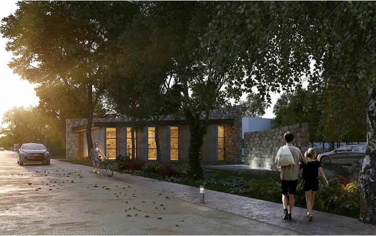 Foto de terreno habitacional en venta en  , temozon norte, mérida, yucatán, 1663556 No. 05