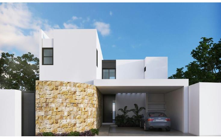 Foto de casa en venta en  , temozon norte, mérida, yucatán, 1664006 No. 01