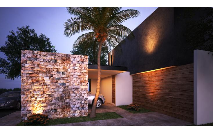 Foto de casa en venta en  , temozon norte, mérida, yucatán, 1664836 No. 01