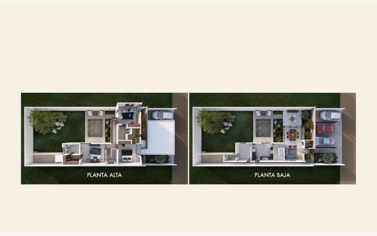 Foto de casa en venta en  , temozon norte, mérida, yucatán, 1666964 No. 03