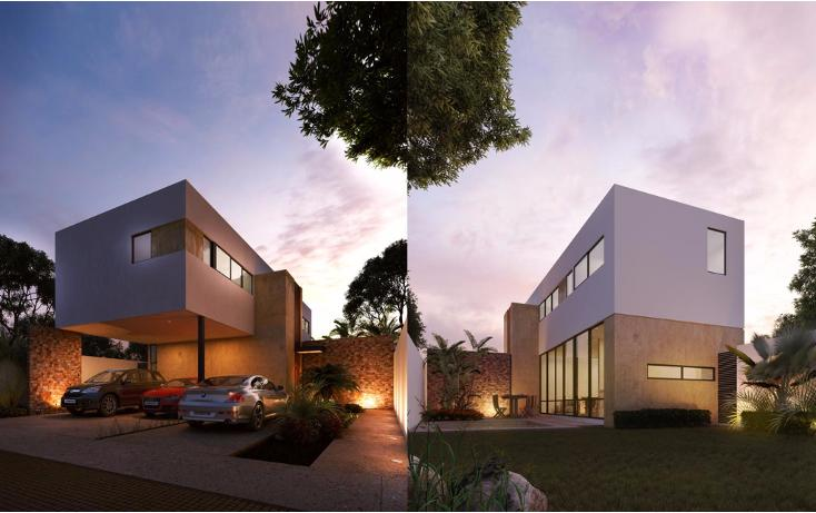 Foto de casa en venta en  , temozon norte, mérida, yucatán, 1666966 No. 01