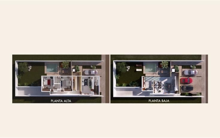 Foto de casa en venta en  , temozon norte, mérida, yucatán, 1666966 No. 02