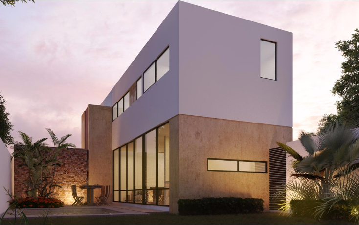 Foto de casa en venta en  , temozon norte, mérida, yucatán, 1666966 No. 06
