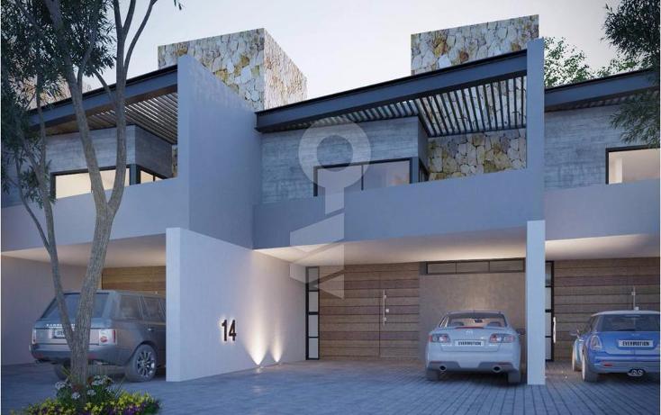 Foto de casa en venta en  , temozon norte, mérida, yucatán, 1673678 No. 02