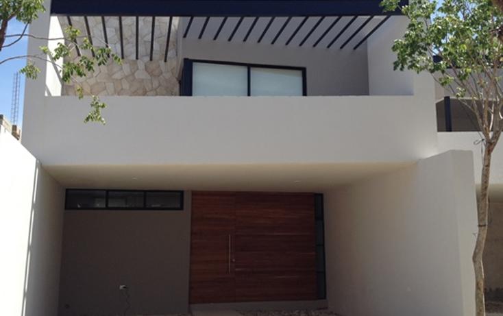Foto de casa en venta en  , temozon norte, mérida, yucatán, 1690644 No. 01