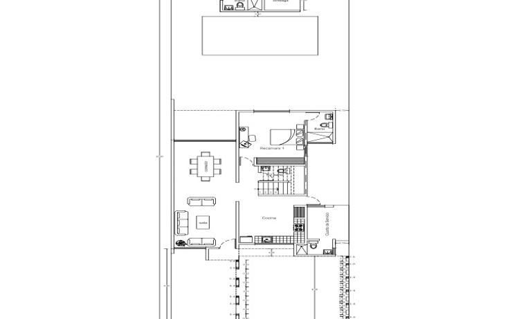 Foto de casa en venta en  , temozon norte, mérida, yucatán, 1693050 No. 16