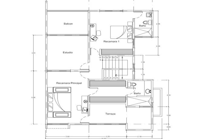 Foto de casa en venta en  , temozon norte, mérida, yucatán, 1693050 No. 17