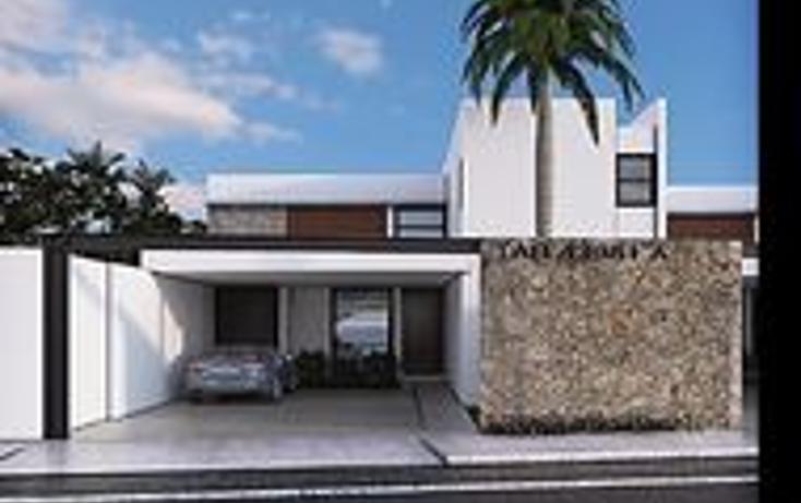 Foto de casa en venta en  , temozon norte, mérida, yucatán, 1694314 No. 01