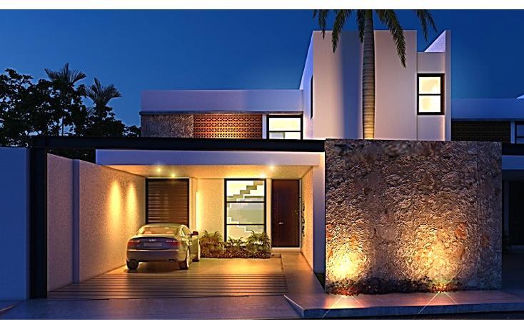 Foto de casa en venta en  , temozon norte, mérida, yucatán, 1694314 No. 02