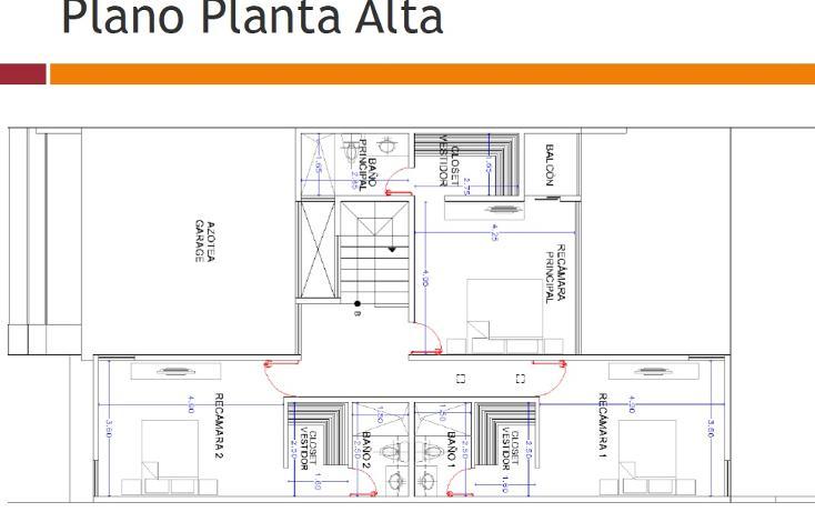 Foto de casa en venta en  , temozon norte, mérida, yucatán, 1694314 No. 09