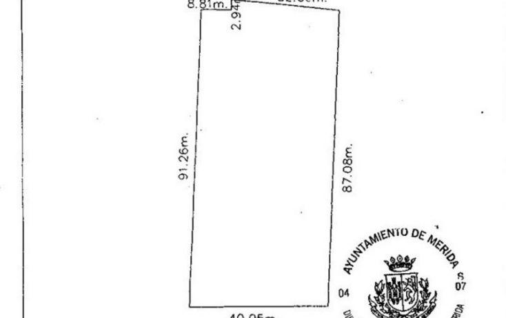 Foto de terreno habitacional en venta en, temozon norte, mérida, yucatán, 1694436 no 01