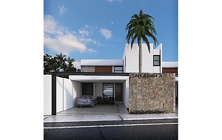 Foto de casa en venta en  , temozon norte, mérida, yucatán, 1694802 No. 01