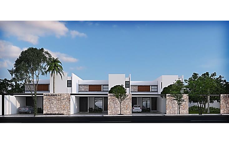 Foto de casa en venta en  , temozon norte, mérida, yucatán, 1694802 No. 02