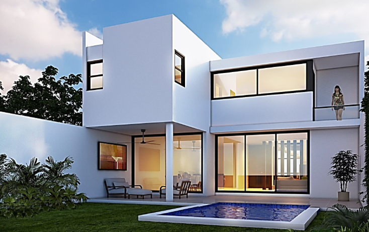 Foto de casa en venta en  , temozon norte, mérida, yucatán, 1694802 No. 05