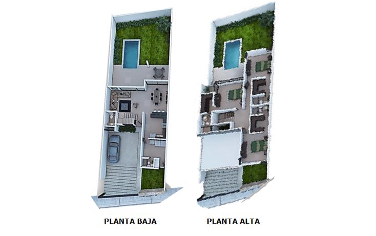 Foto de casa en venta en  , temozon norte, mérida, yucatán, 1694802 No. 06