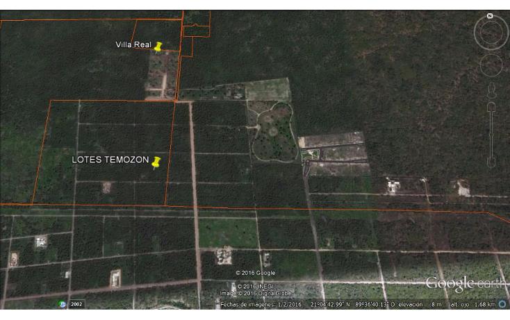Foto de terreno habitacional en venta en  , temozon norte, mérida, yucatán, 1717744 No. 01