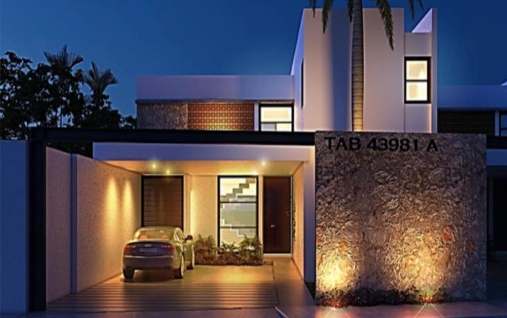 Foto de casa en venta en  , temozon norte, mérida, yucatán, 1718370 No. 01