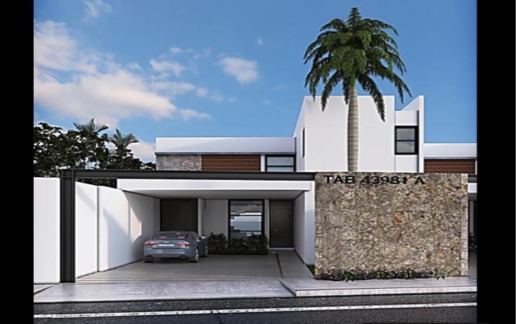 Foto de casa en venta en  , temozon norte, mérida, yucatán, 1718370 No. 02