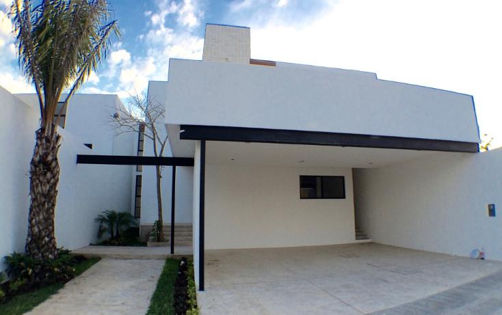 Foto de casa en venta en  , temozon norte, mérida, yucatán, 1722220 No. 01