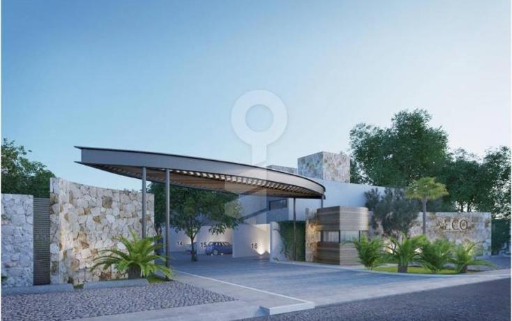 Foto de casa en venta en  , temozon norte, mérida, yucatán, 1731220 No. 01