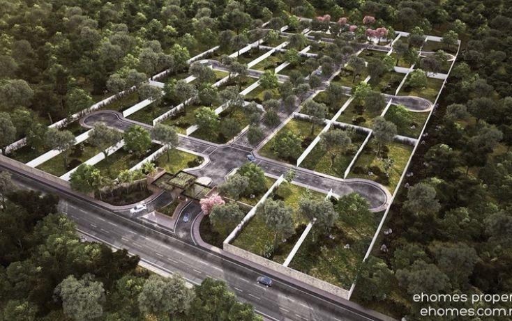 Foto de terreno habitacional en venta en, temozon norte, mérida, yucatán, 1733854 no 03