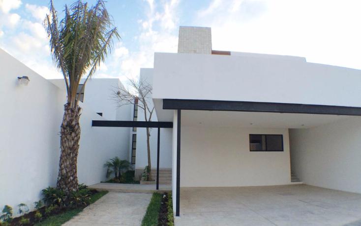 Foto de casa en venta en  , temozon norte, mérida, yucatán, 1736820 No. 01