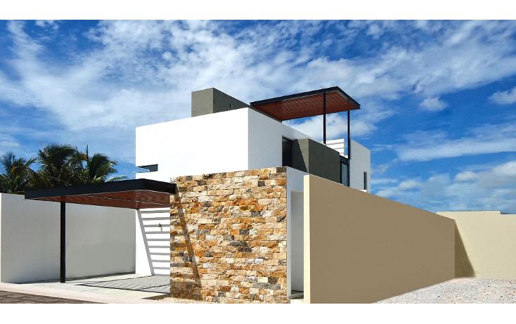 Foto de casa en venta en  , temozon norte, mérida, yucatán, 1736890 No. 01