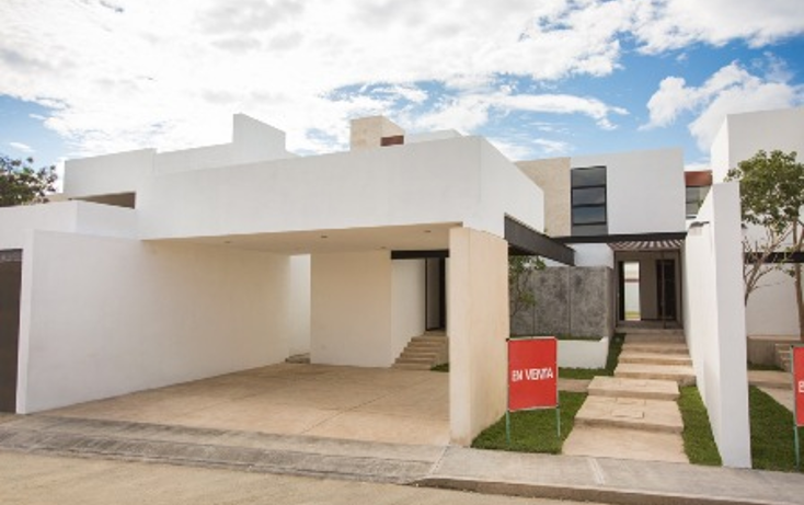 Foto de casa en venta en  , temozon norte, m?rida, yucat?n, 1746976 No. 01