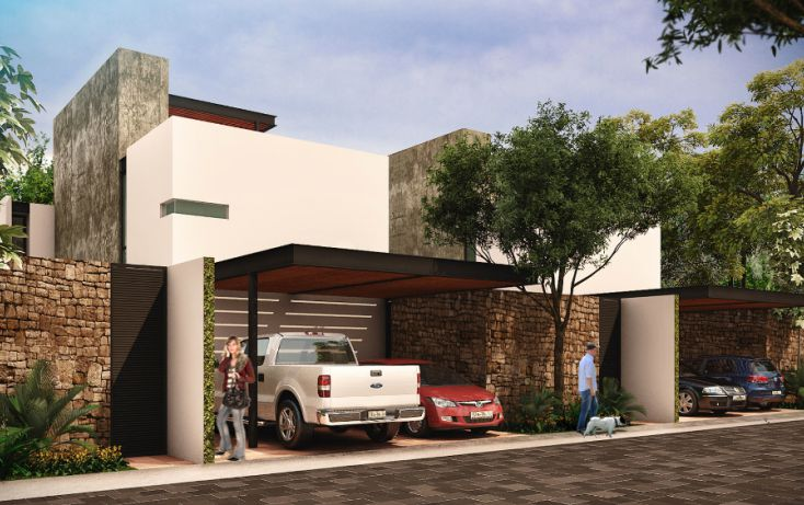Foto de casa en venta en, temozon norte, mérida, yucatán, 1747378 no 02