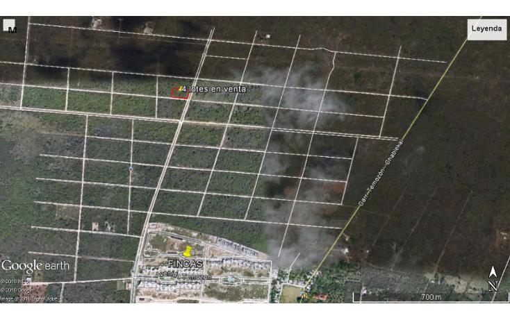 Foto de terreno habitacional en venta en  , temozon norte, mérida, yucatán, 1748842 No. 01