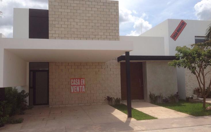 Foto de casa en venta en  , temozon norte, m?rida, yucat?n, 1748874 No. 01