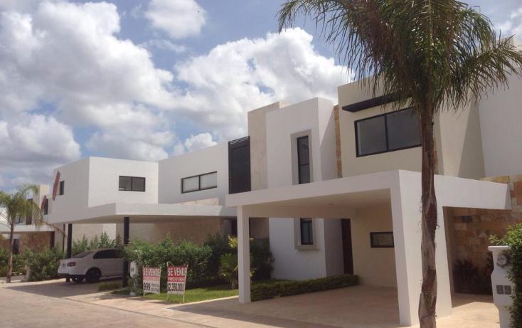 Foto de casa en venta en  , temozon norte, m?rida, yucat?n, 1748874 No. 02