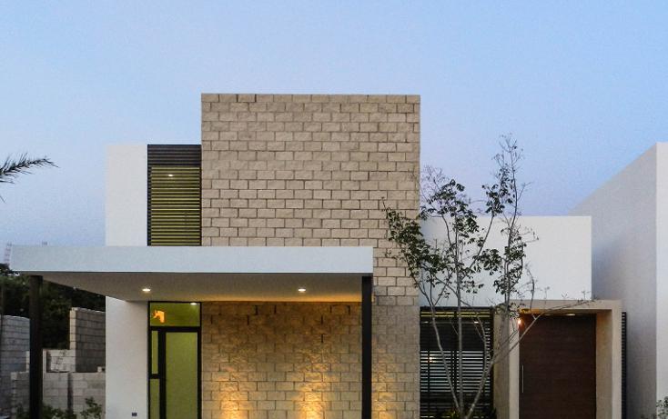 Foto de casa en venta en  , temozon norte, m?rida, yucat?n, 1750216 No. 01
