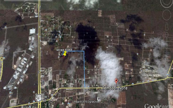 Foto de terreno habitacional en venta en  , temozon norte, mérida, yucatán, 1757274 No. 02