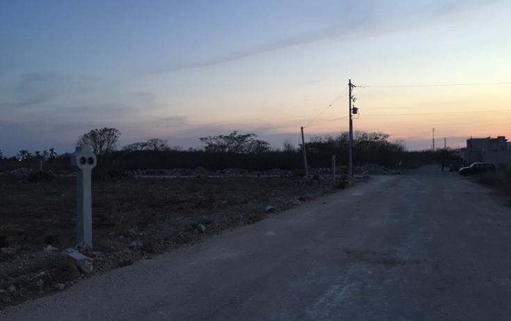 Foto de terreno habitacional en venta en  , temozon norte, mérida, yucatán, 1757274 No. 07