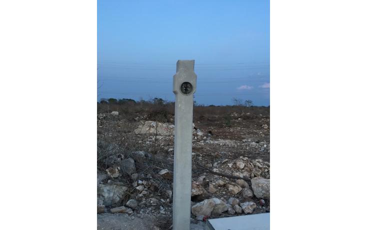 Foto de terreno habitacional en venta en  , temozon norte, mérida, yucatán, 1757274 No. 08