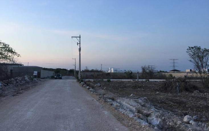Foto de terreno habitacional en venta en  , temozon norte, mérida, yucatán, 1757274 No. 09