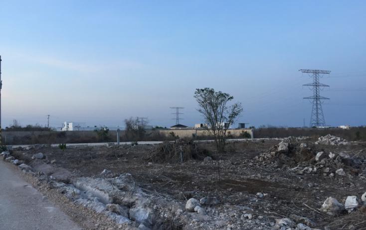Foto de terreno habitacional en venta en  , temozon norte, mérida, yucatán, 1757274 No. 10