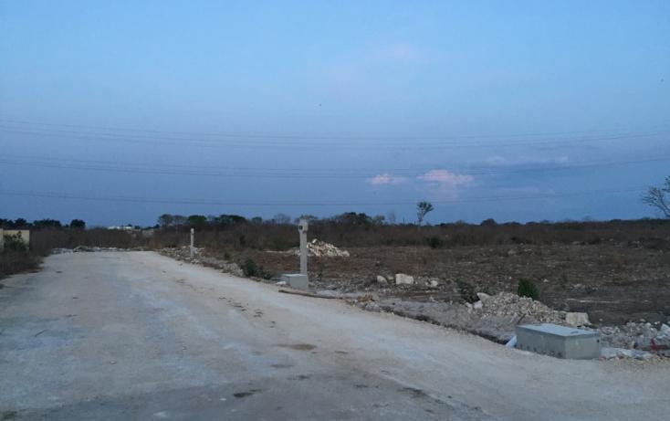 Foto de terreno habitacional en venta en  , temozon norte, mérida, yucatán, 1757274 No. 12