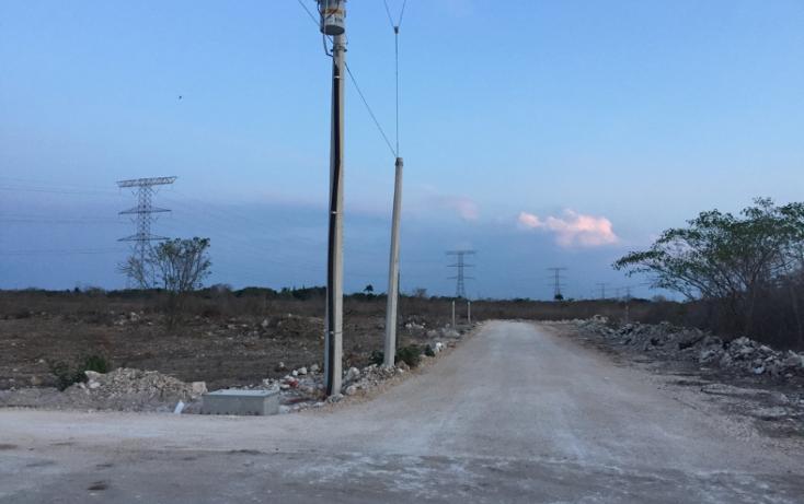 Foto de terreno habitacional en venta en  , temozon norte, mérida, yucatán, 1757274 No. 13