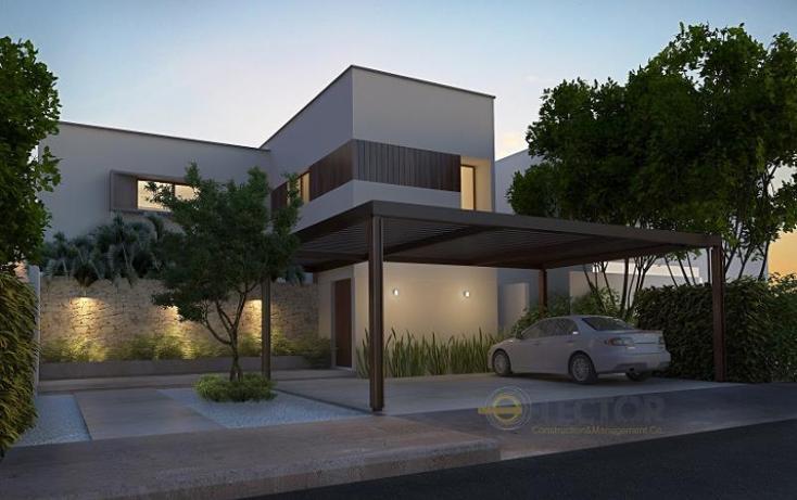 Foto de casa en venta en  , temozon norte, mérida, yucatán, 1762846 No. 01