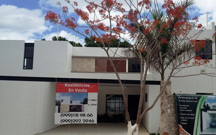 Foto de casa en venta en  , temozon norte, mérida, yucatán, 1768752 No. 01