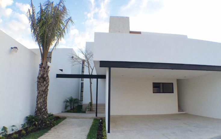 Foto de casa en venta en  , temozon norte, mérida, yucatán, 1769584 No. 01