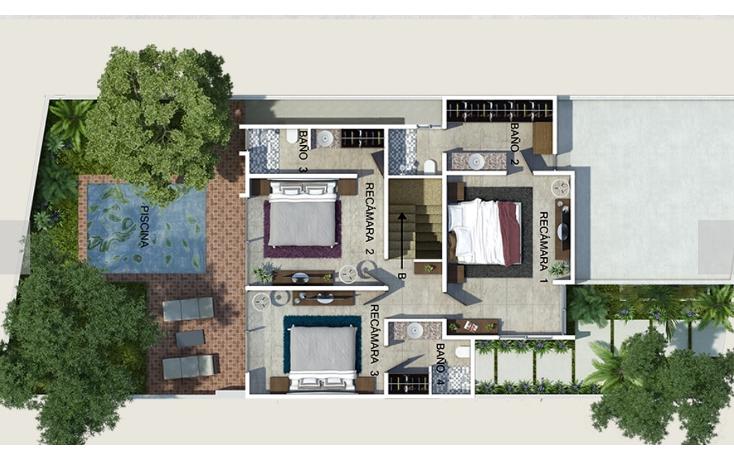 Foto de casa en venta en  , temozon norte, m?rida, yucat?n, 1772446 No. 07
