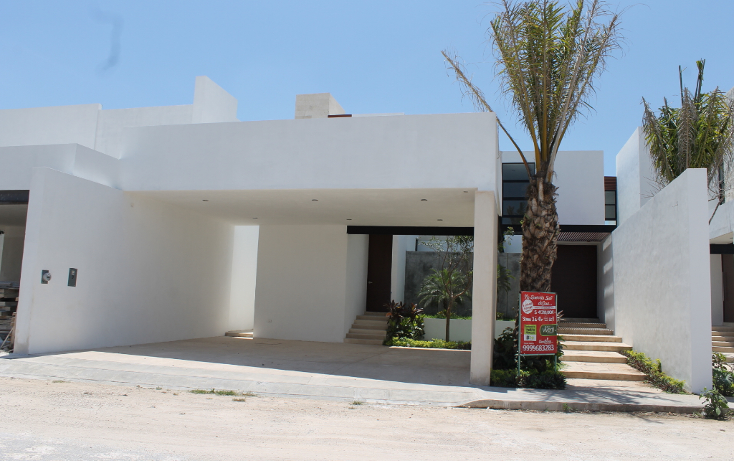 Foto de casa en venta en  , temozon norte, m?rida, yucat?n, 1773872 No. 01