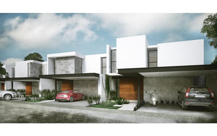 Foto de casa en venta en  , temozon norte, mérida, yucatán, 1776150 No. 01