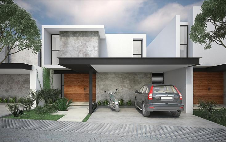 Foto de casa en venta en  , temozon norte, mérida, yucatán, 1776150 No. 02