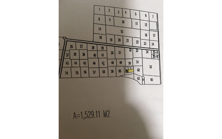 Foto de terreno habitacional en venta en  , temozon norte, mérida, yucatán, 1777180 No. 05