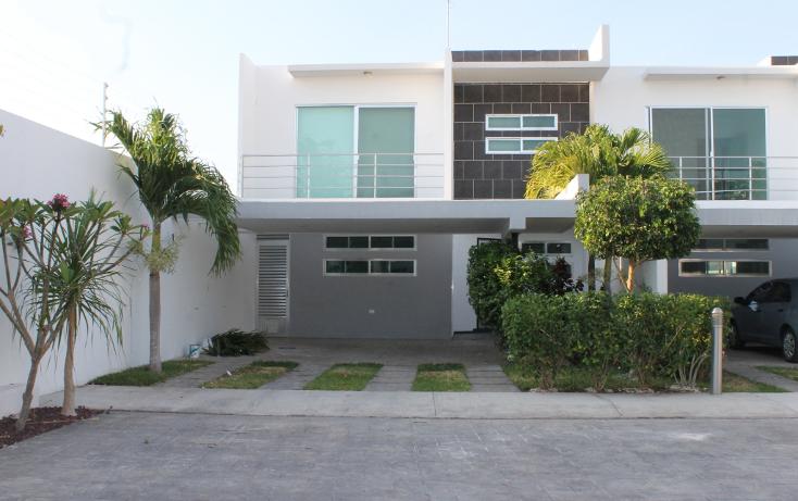 Foto de casa en venta en  , temozon norte, mérida, yucatán, 1785022 No. 01