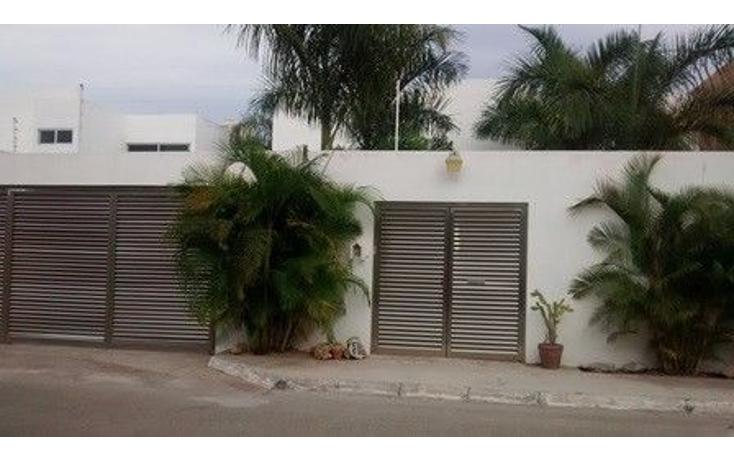 Foto de casa en venta en  , temozon norte, m?rida, yucat?n, 1792554 No. 01